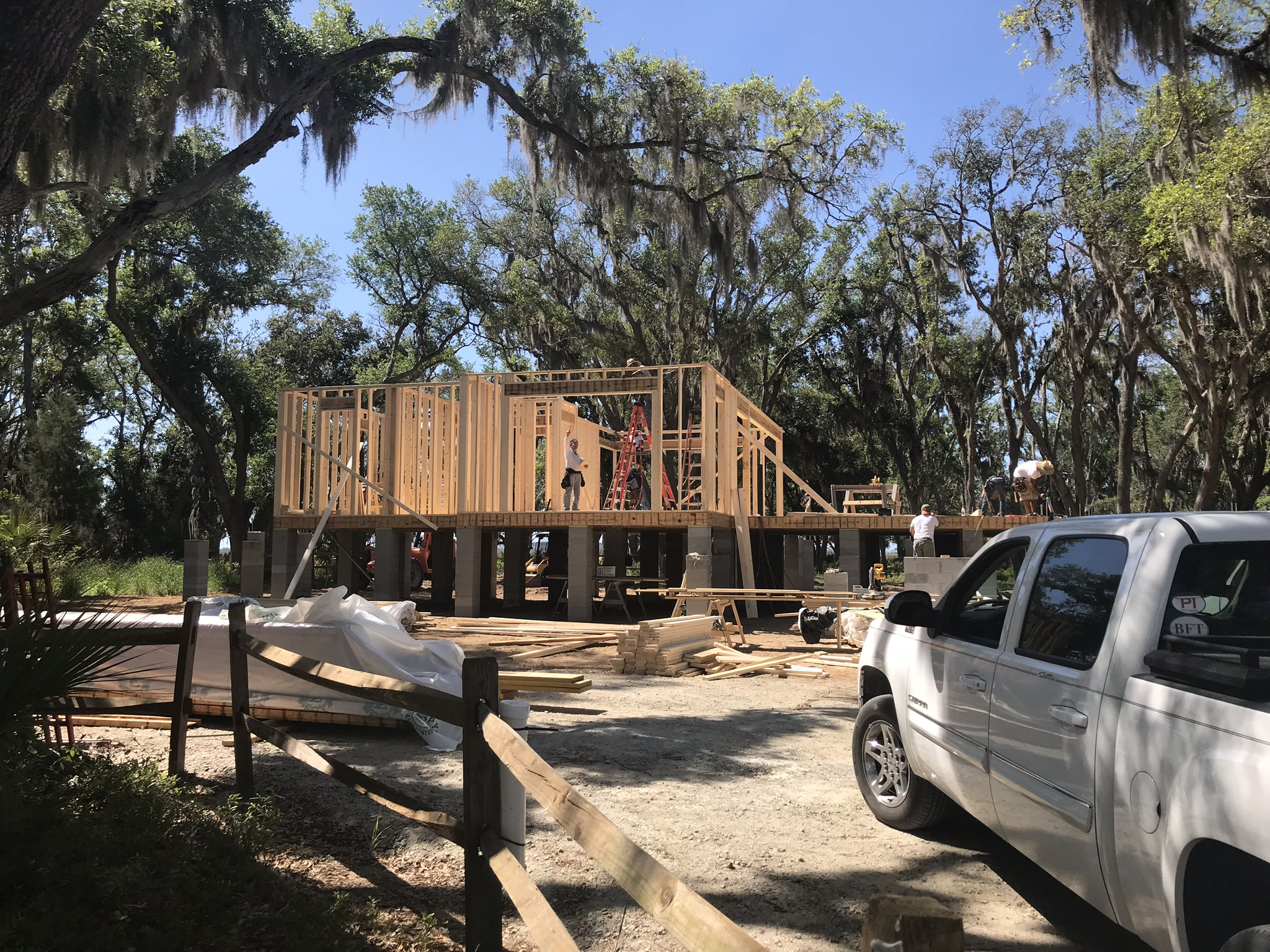 custom lowcountry building